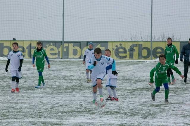 Mladite fudbaleri na Belasica na Sofija Kup