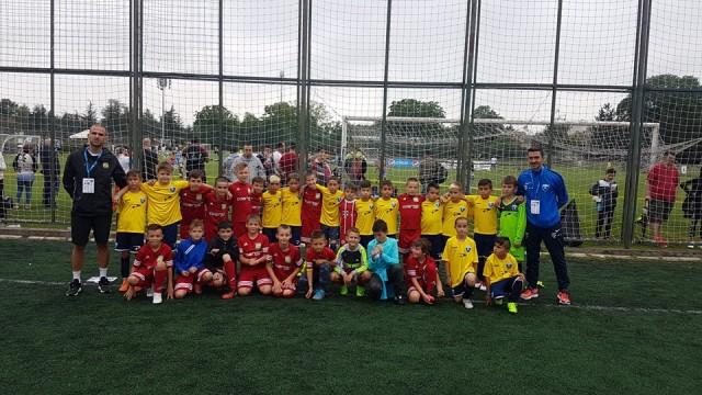 Беласица - млади фудбалери - Србија, Белград