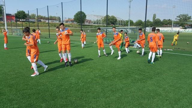 Млади фудбалери - Беласица