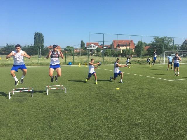 тренинг - Академија Пандев 17 ден -1