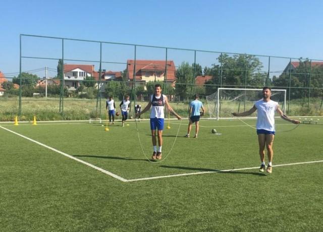 тренинг - Академија Пандев 17 ден -2