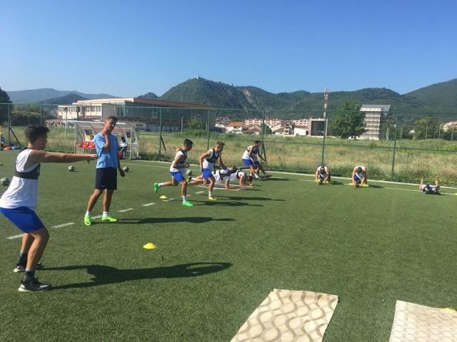 тренинг - Академија Пандев 17 ден -4