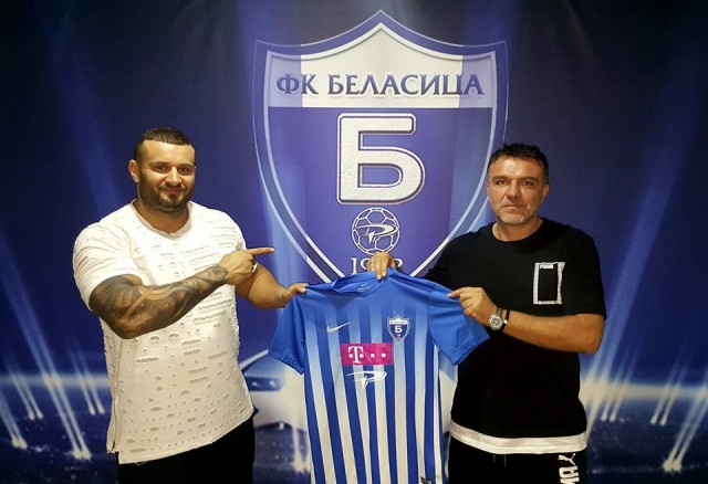 Marjan Zhivkovikj - nov trener na Belasica