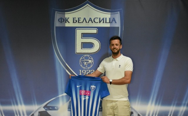 Vane Milkov trener na FK Belasica