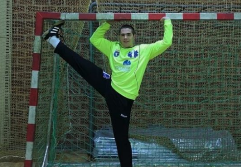 Vasil Gogov - vo Vardar Junior