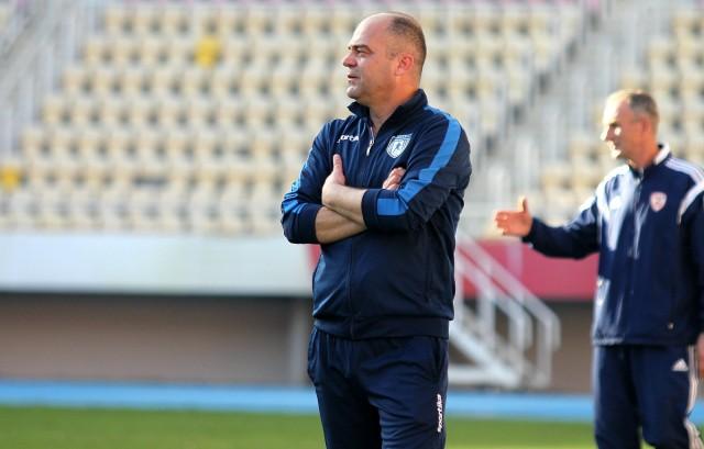 Југослав Тренчовски - тренер на Академија Пандев