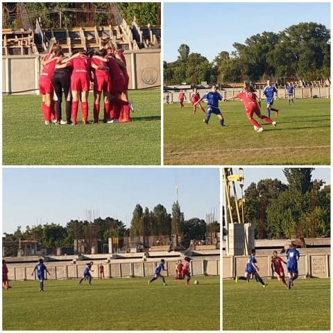 ЖФК Тиверија - ЖФК Топ Гол - сениори - контролен натпревар во Битола - 13.08.2019