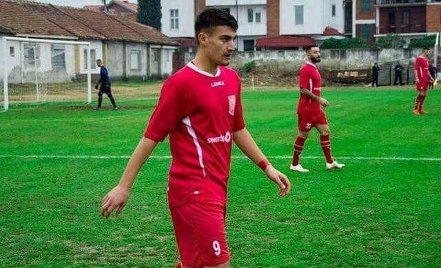 Емир Скендери - од Академија Пандев во Тиквеш - позајмен играч