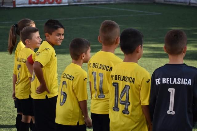 Беласица - млади фудбалери