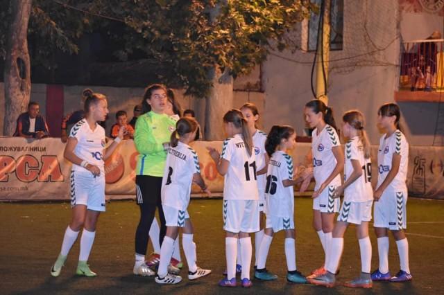 ЖФК Тиверија Струмица - ревијален натпревар во Штип