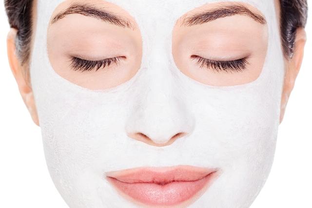 Hud-maske