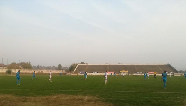 Академија Пандев - Осогово - Куп на Македонија - реванш во Кочани
