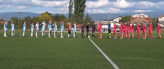 ФК Тиверија - Струмица - ФК Раклиш - 4. коло Трета лига - Југоисток