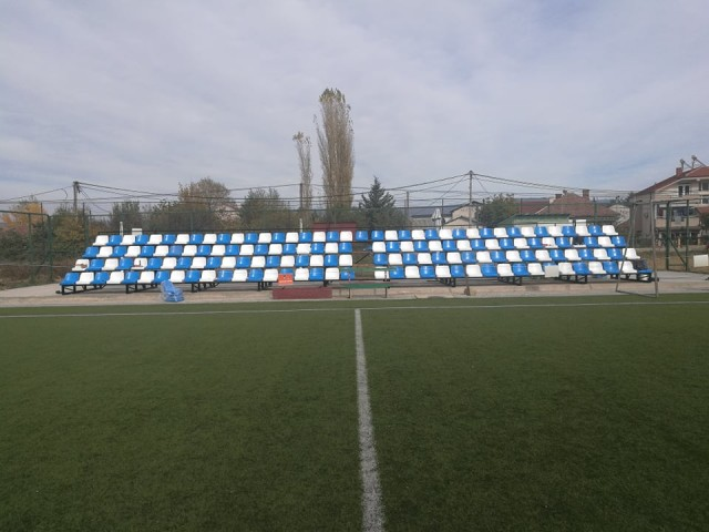 Фудбалско игралиште - Филип Лазаревски - Струмица