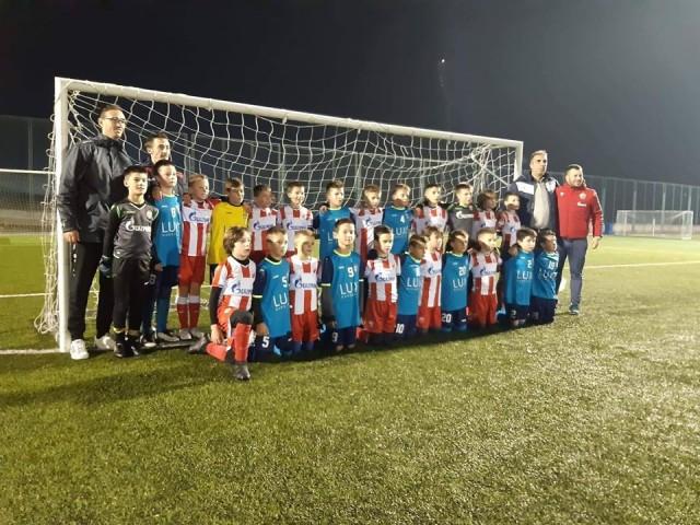 Академија Пандев - екипа - генерација 2010 - Белград