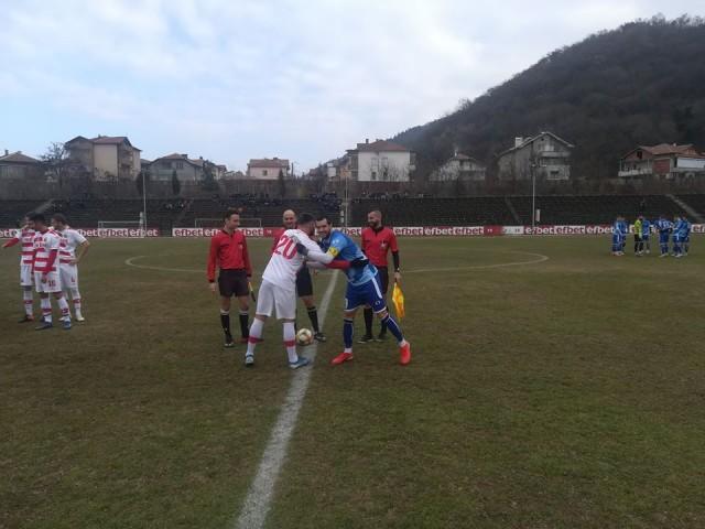Академија Пандев - Беласица ПЕТРИЧ - контролен натпревар 19.01.2020