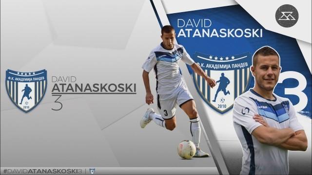 Давид Атанаскоски - ја напушти Академија Пандев