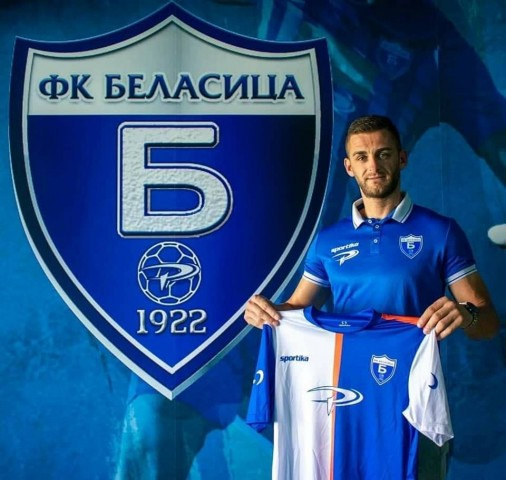Александар Василев - прв асистент на тренер - Беласица