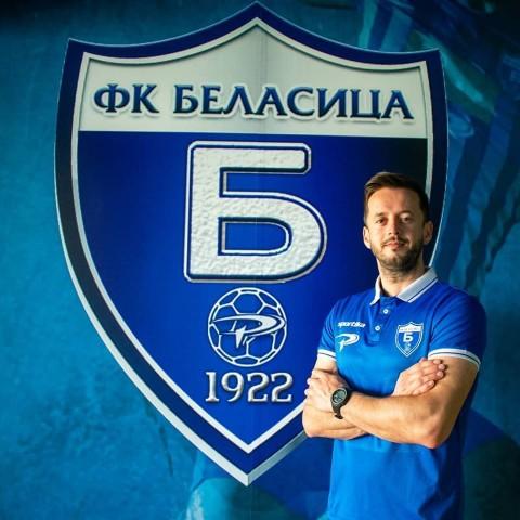 Ване Милков - тренер на Беласица 2020-2021