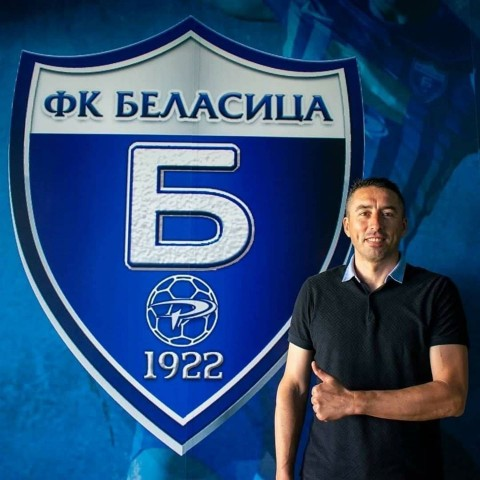 Ванчо Стојанов - спортски директор на Беласица