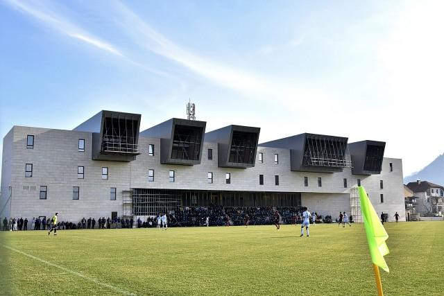 Спортски центар Пандев
