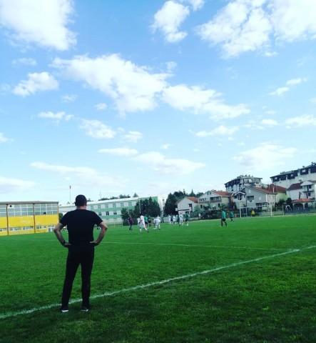 Овче Поле - Хоризонт Турново, пријателски натпревар во Свети Николе, 27.09.2020