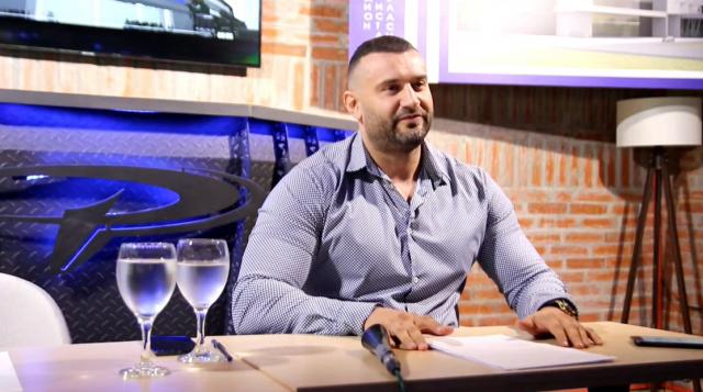 Славчо Васков - Пинда - прес конференција