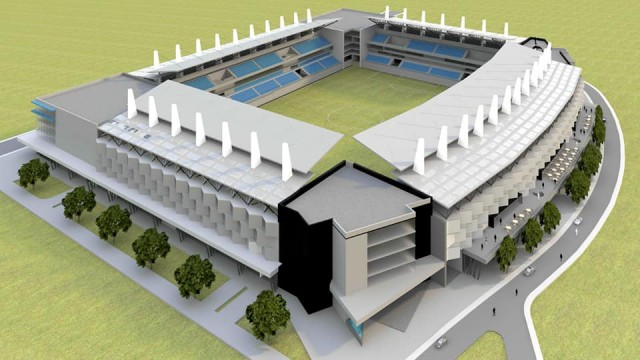 Стадион Благој Истатов 1