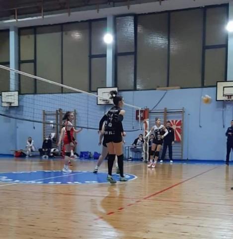 Македонија Макс - Наковски Волеј, 1. коло ПОЖЛ