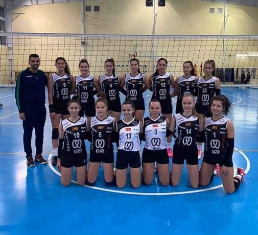 Наковски Волеј - екипа 2020-21
