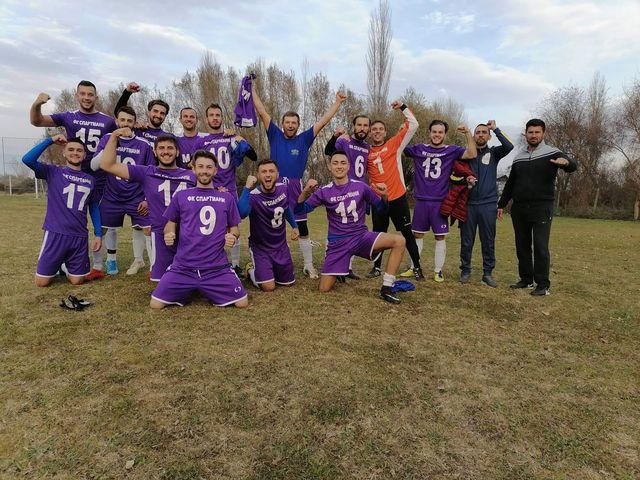 Спартмани - екипа 8. коло ТМФЛ - Исток