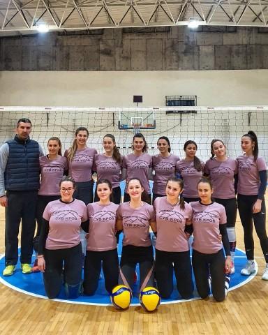 Струмица Жени - екипа 2020-21