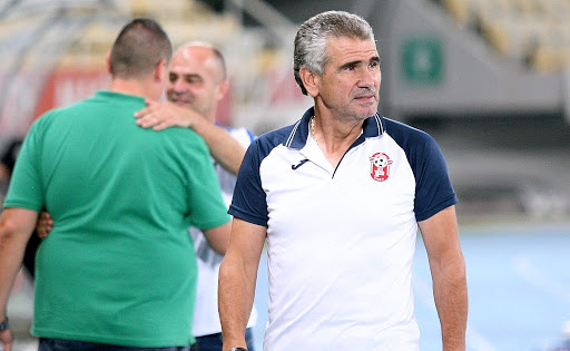 Ѓоре Јовановски - тренер на Беласица