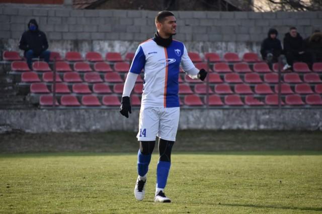 Андерсон Барбоса Сантос - Беласица