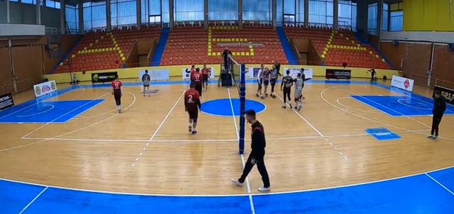 Џио Струмица - Лирија, Куп 2