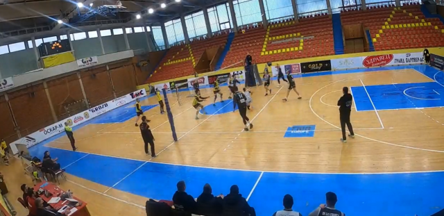 Џио Струмица - Универзитет во Тетово 2021-2