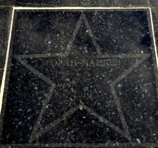 Горан Пандев - ѕвезда