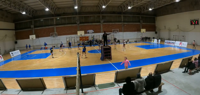 Струмица Жени - натпревар февруари 2021 - 1