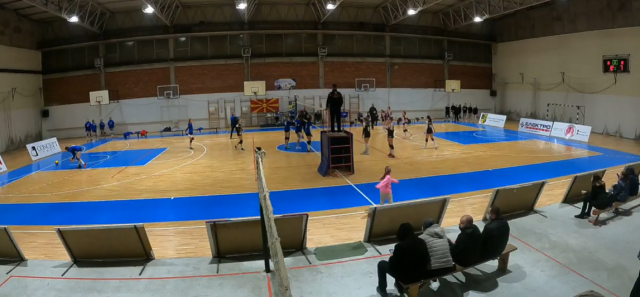Струмица Жени - натпревар февруари 2021